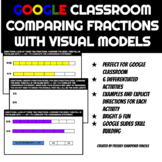 Comparing Fractions with Visual Models-Distance Learning