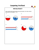 Comparing Fractions with and without Visual Models
