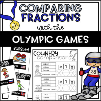 Comparing Fractions with the Olympic Games