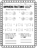 Comparing Fractions with the Same Numerator