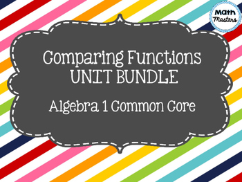 Comparing Functions Unit Bundle