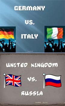 Comparing European Countries  SS6G10