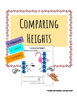 Comparing Heights