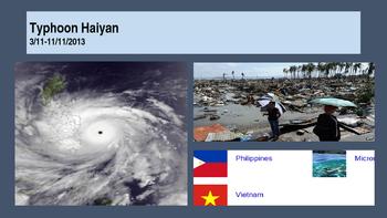 Comparing Hurricane Katrina and Typhoon Haiyan