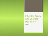 Comparing Inherited Traits and Learned Behaviors