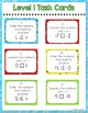 Comparing Integers Digital Task Cards