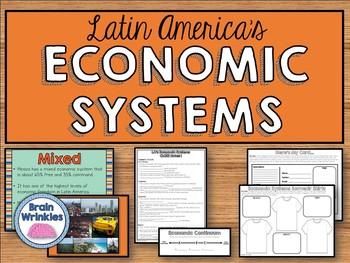 Comparing Latin American Economies: Mexico, Brazil, & Cuba (SS6E1)