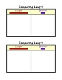 Measurement - Comparing Length
