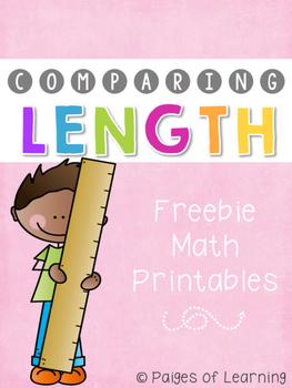 Comparing Length Freebie