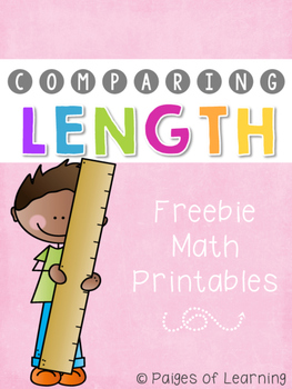 Comparing Length Freebie