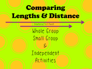 Comparing Length and Distance * Grade 1 Module 3 Engage Ne