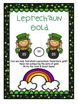 Comparing Leprechauns Pots of Gold