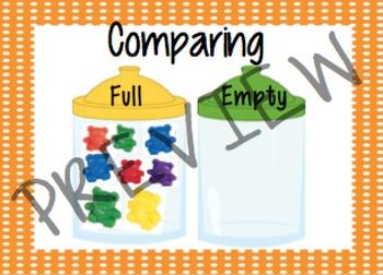 Comparing Math Cards