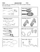 Comparing Measurement Worksheets