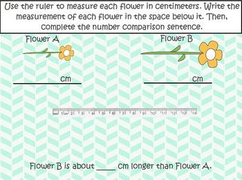 Comparing Measurements - 2nd Grade Math