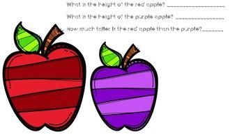 Comparing Measurements- School Supplies