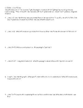 Comparing Media - Flight 93 Comprehensive Study Guide