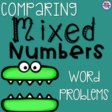 Comparing Mixed Numbers and Improper Fractions  {4.NF.A.2}