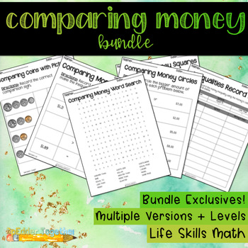 Comparing Money Bundle