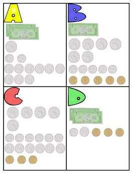Comparing Money Small Group Lesson