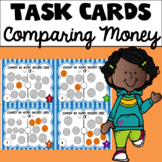 Comparing Money Task Cards