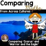 Comparing Myths/Legends: Greek Myth Icarus vs. Native American Legend- 4th-6th