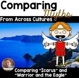 Greek Myth- Comparing the Myth Icarus and Native American Legend - Grades 4-6