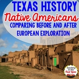 Comparing Native Americans Before and After European Exploration