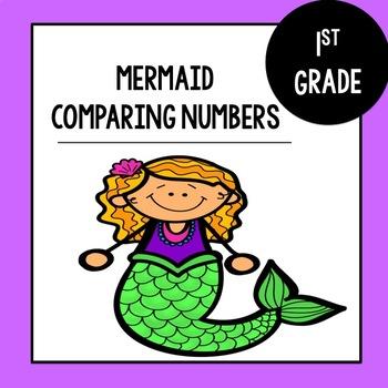 Comparing Number Bundle- First Grade
