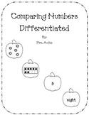 Comparing Number Pumpkins