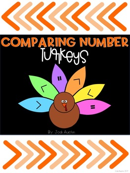 Comparing Number Turkeys