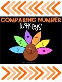 Comparing Number Turkeys