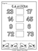 Comparing Number's Worksheets {1.NBT.3}