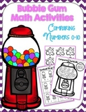 Comparing Numbers 0-10 Activities