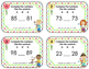 Task Cards • Comparing Numbers 0 - 1000 • Spring