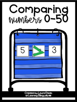Comparing Numbers 0-50