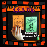 Halloween Math - Comparing Numbers