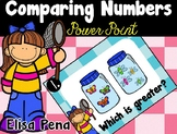 Comparing Numbers 1-10 Power Point