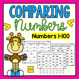 Comparing Numbers 1-100
