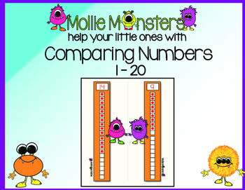 Comparing Numbers 1-20