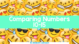 *FREE* Comparing Numbers 10-15 Introduction
