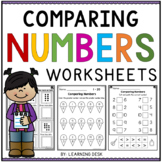 Comparing Numbers Worksheets