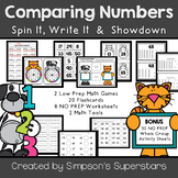 Comparing Numbers