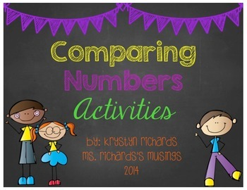 Comparing Numbers Activities