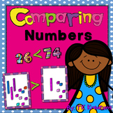 Place Value Comparing Numbers Activities