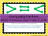 Go Math Chapter 7- Comparing Numbers Activity Pack