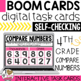 Comparing Numbers Boom Cards