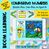 Comparing Numbers Boom Learning℠ Quiz | SPRING