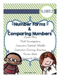 Number Forms & Comparing Numbers CCS 4.NBT.2