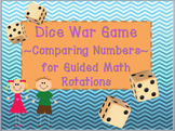 Comparing Numbers ~ Dice War